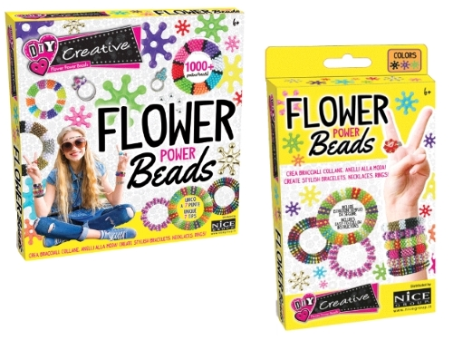 Flower Power Beads vendita online