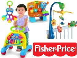 Fisher Price Prima Infazia