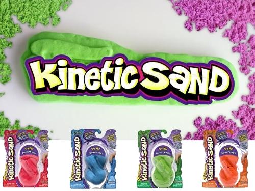 Sabbia Cinetica kinetic Sand vendita online