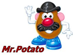 Toy Story: Mr.Potato vendita online