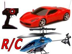 Auto R/C, Elicotteri R/C, Aerei R/C