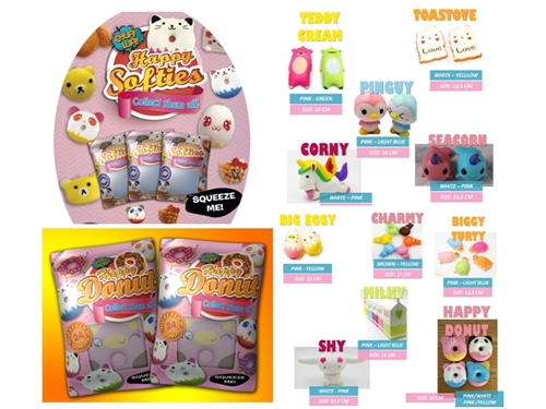 HAPPY Softies vendita online