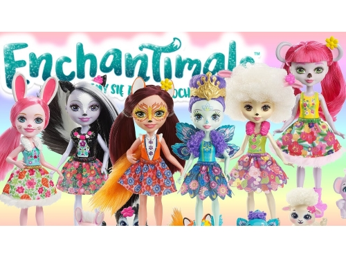Enchantimals vendita online