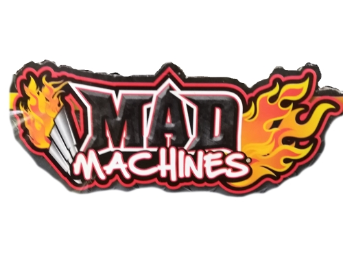 Mad Machines vendita online
