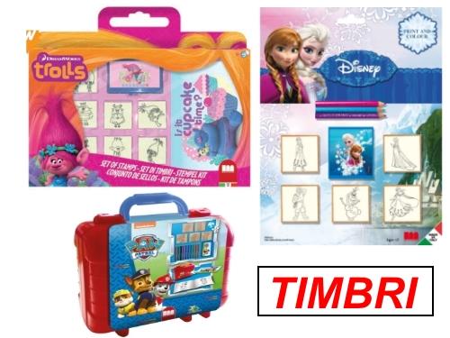 Timbri giocattoli Multiprint